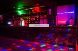Oświetlenie i bar