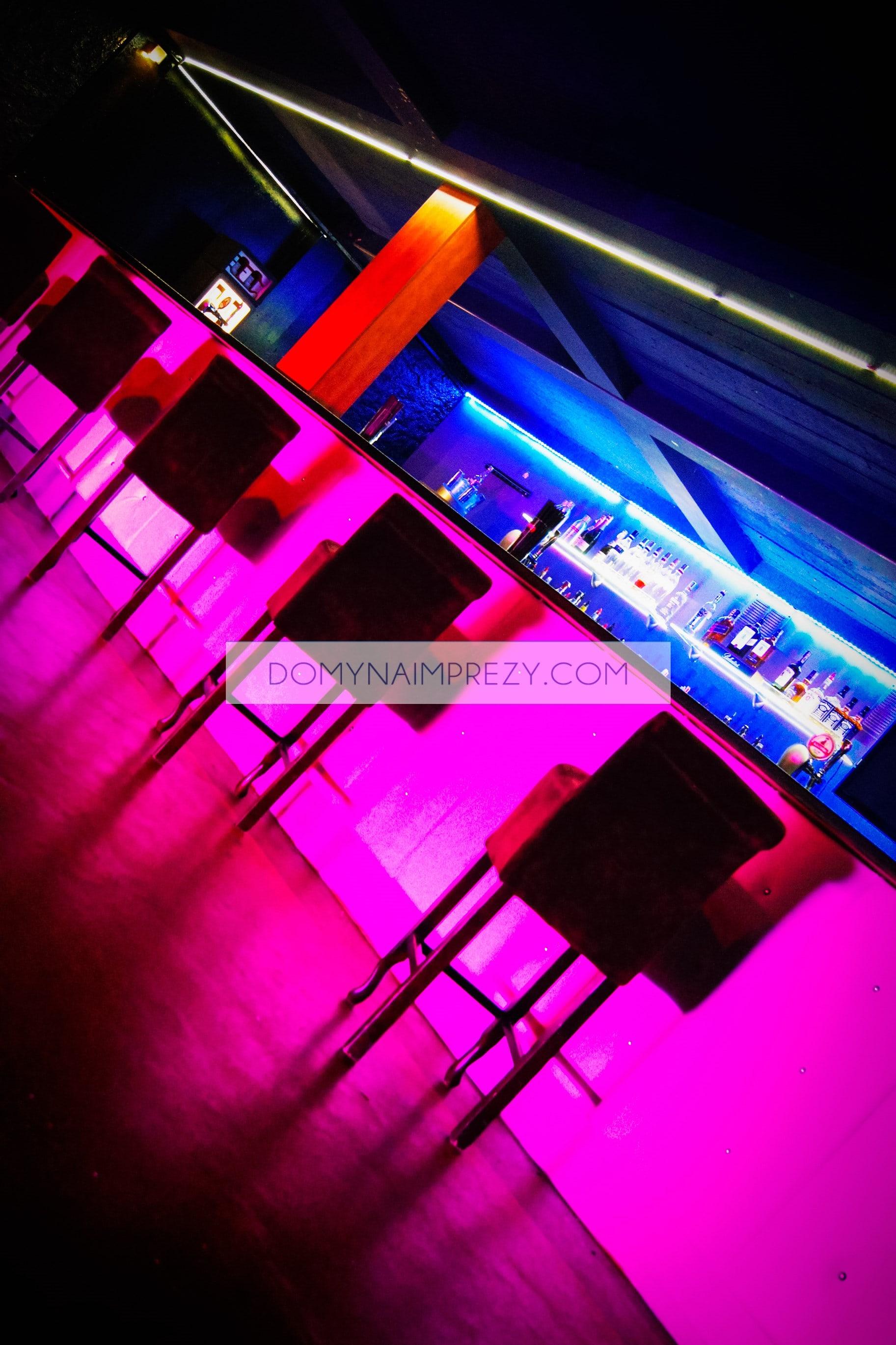 Bar w Klubie na Placu Zawiszy w Warszawie