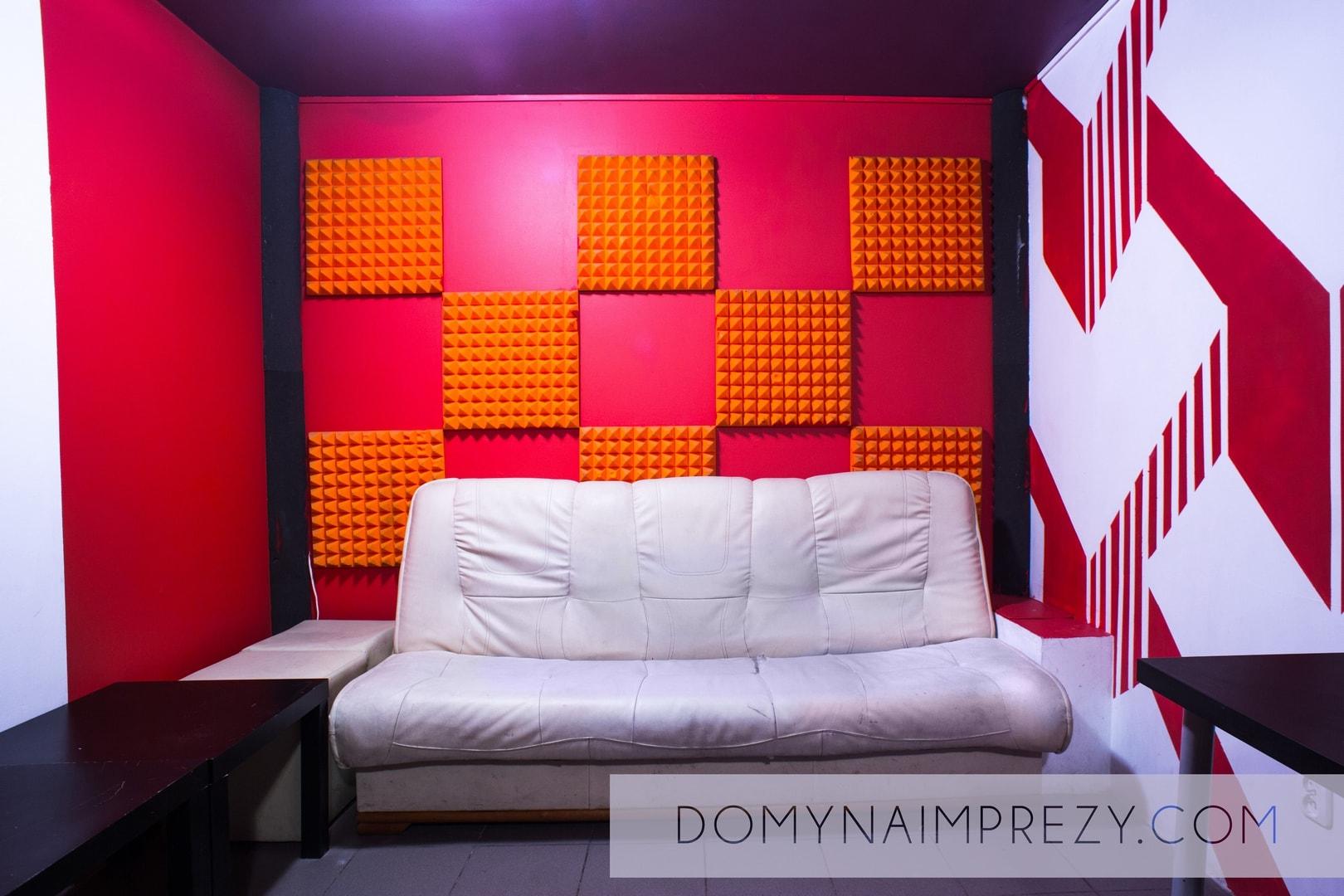 Pomieszczenie do posiadówek Bemowo